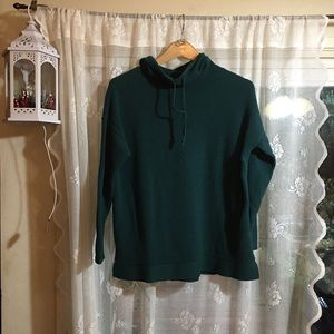 Sweater green Ann Taylor